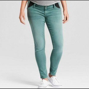 •, NWT Isabel Maternity Side Panel Skinny jeans